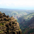 The beautiful Canyon - Kauaii