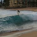 Big jump in the shorey