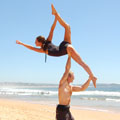 Front Arch Split Lift by Aurelie and Fred