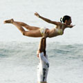 High swan (Dirty dancing) - Lily and Fred