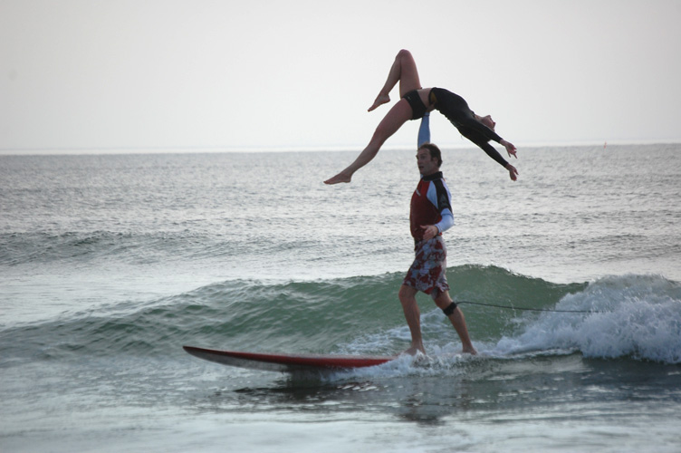 Tandem Surfing Lift Chart By Nalu Surf Tandem Surfing