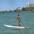 Johanne n Stand Up Paddle