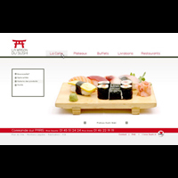 Home Page MAISON SUSHI